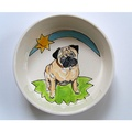 Large Personalised Dog Bowl 4