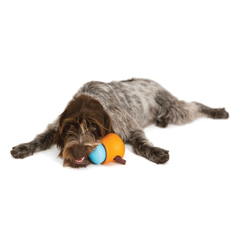 Zogoflex® Toppl Treat Toy – Tangerine 6