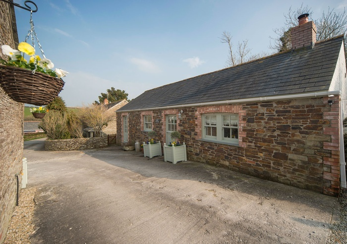Dairy Cottage, Cornwall 1