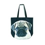 DekumDekum - Tootsie the Pug Dog Bag
