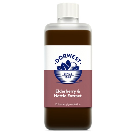 Elderberry & Nettle Extract for Dogs and Cats 3