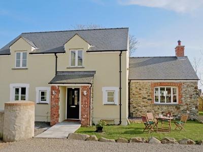Jemimah Cottage, Pembrokeshire, Treffynnon