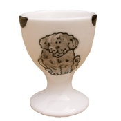 Laura Lee Designs - Dogs Egg Cup
