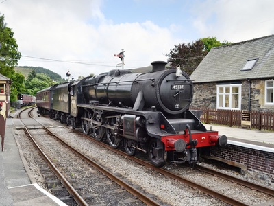 Porter's Lodge, Denbighshire, Glyndyfrdwy