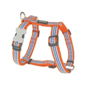 Red Dingo - Fang It Dog Harness – Orange