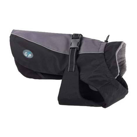 Outdoor Active Dog Jacket - Grey