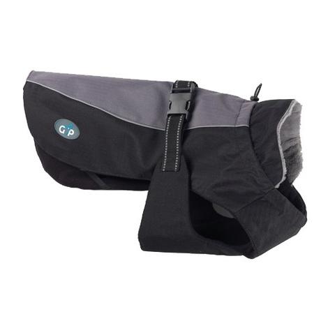 Outdoor Active Dog Jacket - Grey