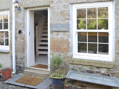 Bucca Cottage, Cornwall, Orchard Pl