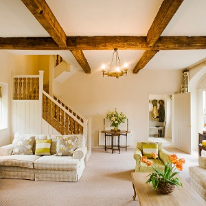 <strong>Combermere Abbey Cottages </strong> Ten beautiful, luxurious holiday cottages converted from 19th century stables