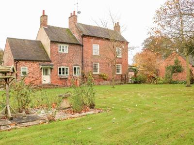 Mill Farm - The Farmhouse, Derbyshire, Derby