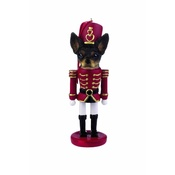 NFP - Black & White Chihuahua Nutcracker Soldier Ornament