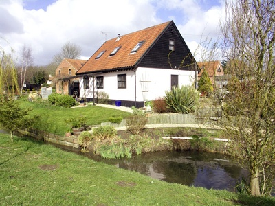 The Hayloft, Norfolk, Thetford
