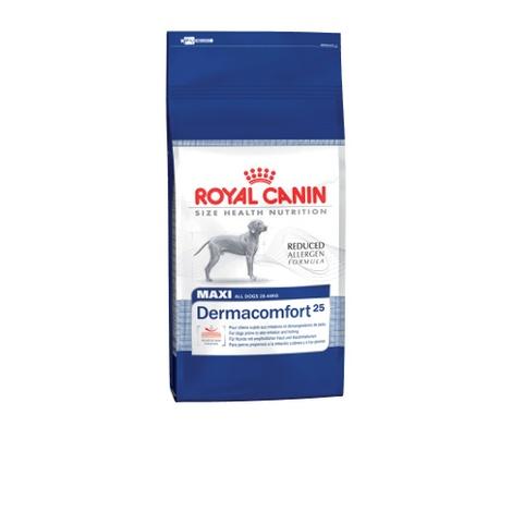 Maxi Dermacomfort 25 Dog Food