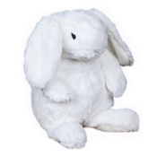 White Rabbit - Fluffy Bunny