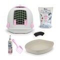 The Igloo' for Cats Starter Kit – Polar Pink
