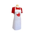 Cat Plain Apron