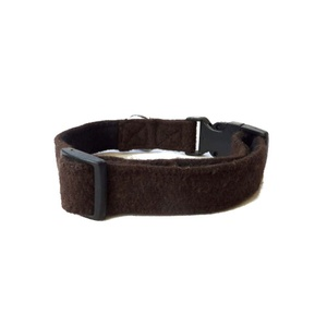 Wool Collar - Brown