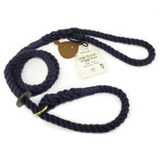 Twool - Rope Slip Lead - True Blue