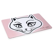 Cool Dog Club - Cool Cat Water & Food Cat Bowl Placemat