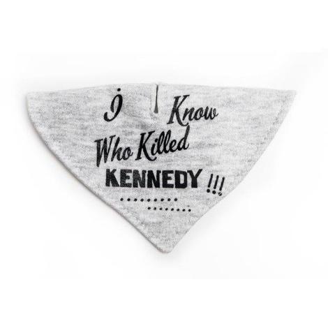 Kennedy Dog Bandana Collar 3