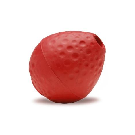 Turnup Dog Toy - Sockeye Red
