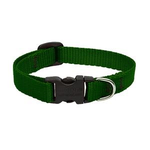 "1/2"" Width Green Lupine Dog Collar"