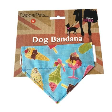 Pupsicle Dog Bandana 2