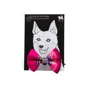 Hiro + Wolf - Inca Pink Dog Bow Tie