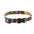 Abstract Dog Collar