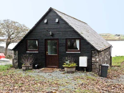 Greshornish Boathouse, Isle of Skye, Portree