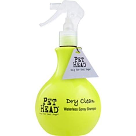 Waterless Spray Shampoo