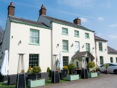 The Vicarage Freehouse & Rooms, Cheshire