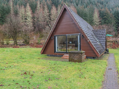 Woodside Lodge No 9, Highland, Spean Bridge