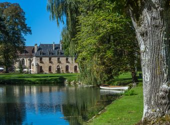 Abbaye de la Bussiere, France