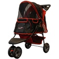 Red/Black All Terrain Buggy