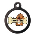 Think Big Dog ID Tag