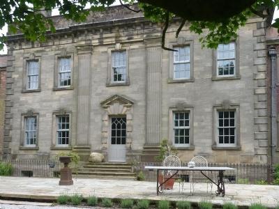 Lea Hall, Derbyshire, Lea
