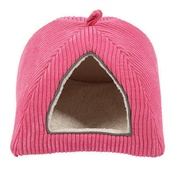 Happy Pet - Sweet Dreams Cat Igloo – Pink
