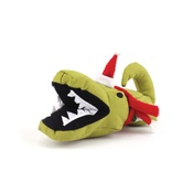 Beco Pets - Aretha the Alligator Squeaky Plush Dog Toy