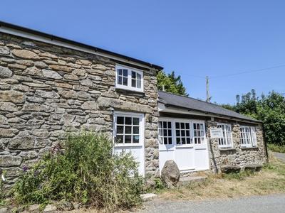 Treverbyn Smithy, Cornwall, Liskeard