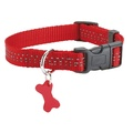 Safe Collection Collar - Red