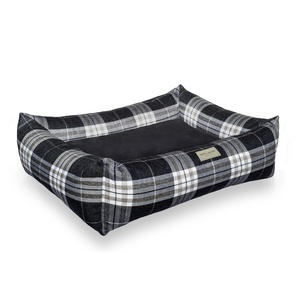 Scott Dog & Cat Bed - Grey