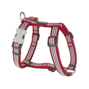 Red Dingo - Fang It Dog Harness – Red
