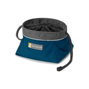 Ruffwear - Quencher Cinch Top Bowl - Blue Moon