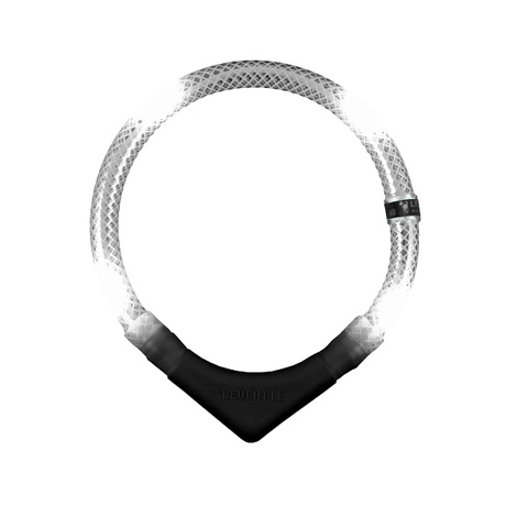Premium Leuchtie LED Collar - White