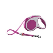 Flexi - VARIO Medium Retractable Lead 5m - Pink