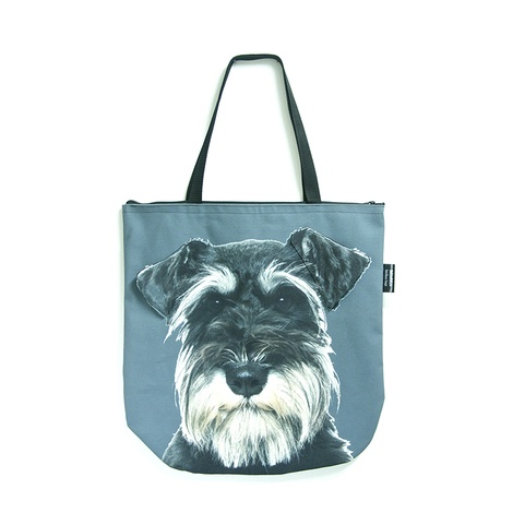 Mack the Schnauzer Dog Bag