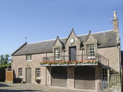 Stable Flat, Perth and Kinross, Perth