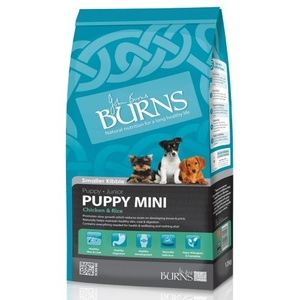Mini Chicken & Rice Puppy Food Dog Food