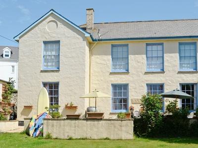Barton House, Devon, Woolacombe